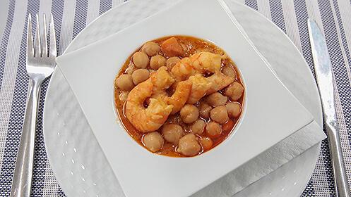 Cocina marinera para dos en Nervión