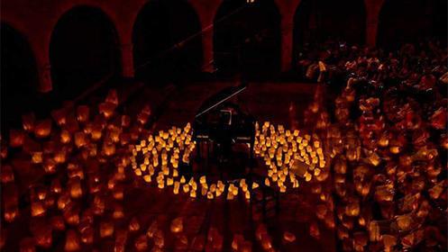 Concierto 1 piano & 200 velas