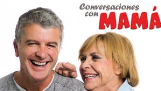 María Luisa Merlo en Conversaciones con Mamá