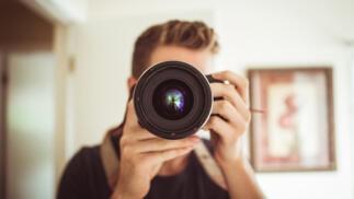 Curso de introducción a la fotografía