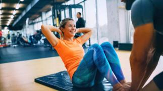 12 sesiones de entrenamiento personal