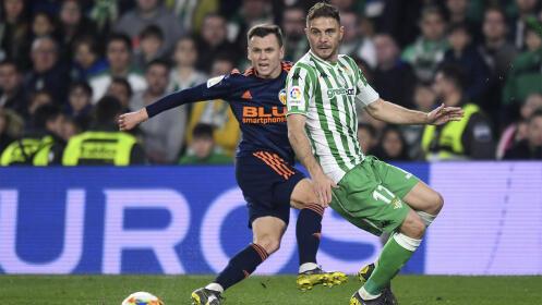 Entradas Real Betis Balompié vs. Valencia CF