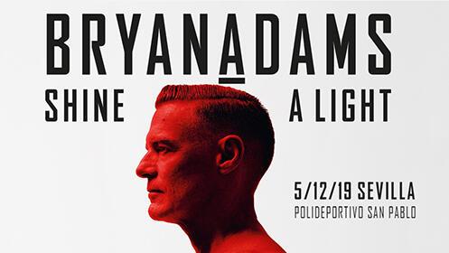Entradas Bryan Adams - Sevilla