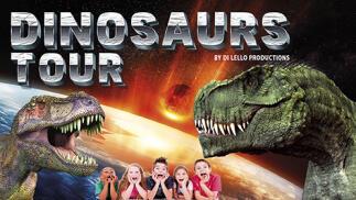 Entradas Dinosaurs Tour Sevilla