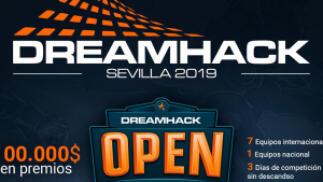 Entradas DreamHack Sevilla