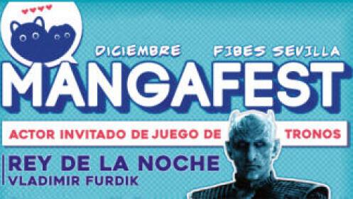Entradas Mangafest Sevilla 2019