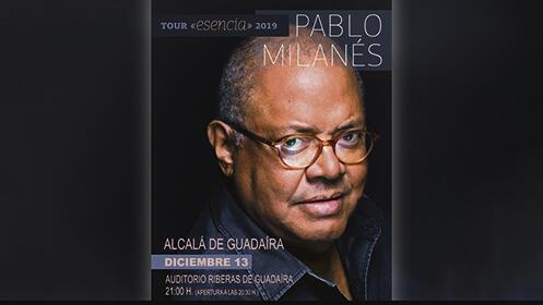 Pablo Milanés en concierto. Gira Esencia