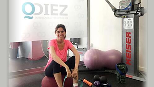 Entrenamiento personal en QDIEZ