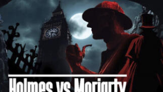 Juego de Escape Room Holmes vs. Moriarty