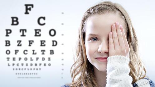 Evaluación completa de la visión + Informe