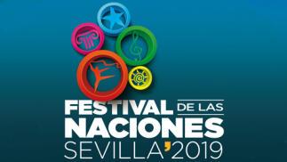 Gastronomía en el Festival de las Naciones - Sevilla