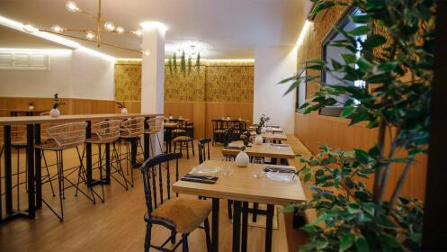 Gastronomía andaluza para dos en el centro