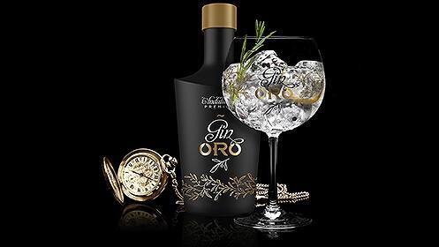 Ginebra Premium Gin Oro