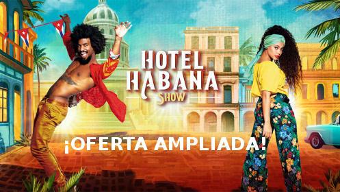 Entradas Hotel Habana Show