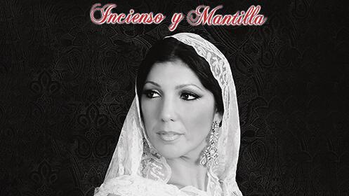 Joana Jiménez en Concierto. Incienso y Mantilla