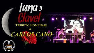 Luna y Clavel. Tributo a Carlos Cano