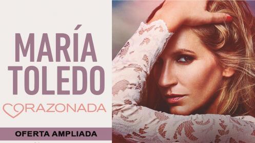 Concierto María Toledo – Corazonada