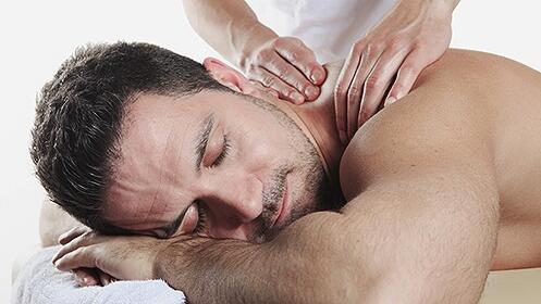 Masaje relajante anti estrés