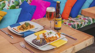 Menú mexicano para dos en la Alameda