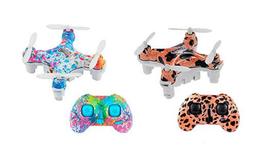 Mini Drone Cheerson CX-10D en 2 colores