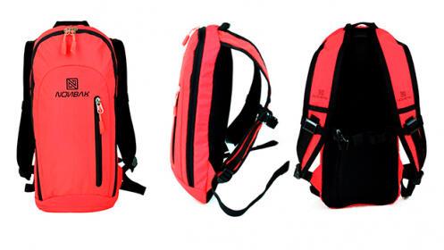 NONBAK Mochila hidratación Volcano reflectante/hidrófuga para running mountain bike 4 Colores