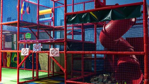 4 horas de juego en Parque infantil Planeta 112