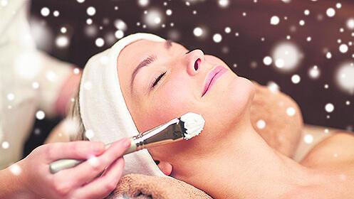 Peeling iluminador facial