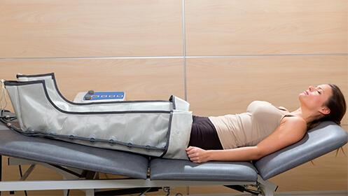 Adelgaza con presoterapia