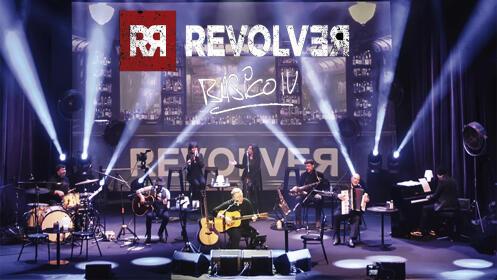 Revólver en concierto – Básico IV Tour