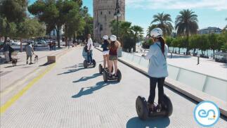 Ruta guiada en Segway por Sevilla
