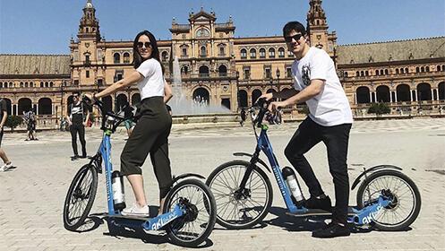 Tour por Sevilla en KickScooter