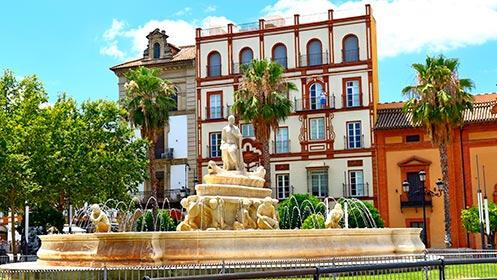 Ruta Magallanes en Sevilla o Un paseo por la Sevilla de Bécquer