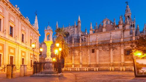Ruta Sevilla Misteriosa o La Verdadera Judería