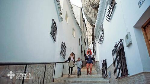 Dos noches de hotel para dos en Setenil - Cádiz