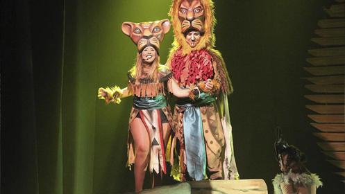 Tributo El Rey León: de Simba a Kiara