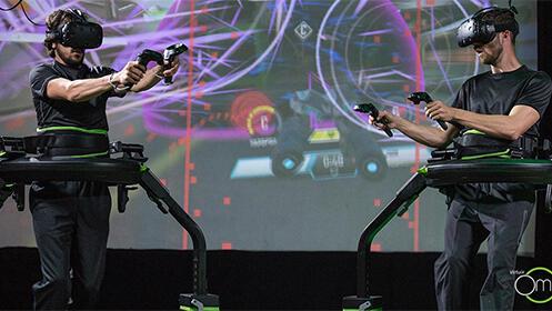 Videojuego de realidad virtual