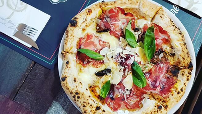 Cocina italiana para dos en El Porvenir