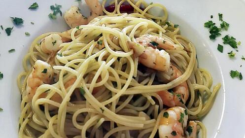 Cocina italiana para dos