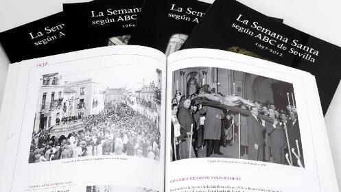 Colección La Semana Santa según ABC de Sevilla