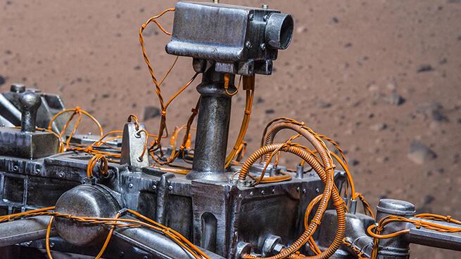 Marte, la conquista de un sueño. Casa de la Ciencia