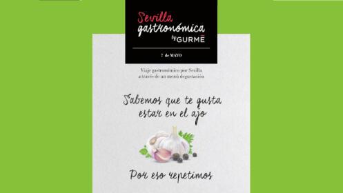 Entradas Sevilla Gastronómica
