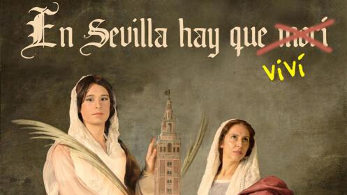 Comedia En Sevilla Hay que Morí