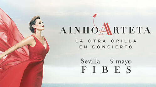 Concierto Ainhoa Arteta - La Otra Orilla