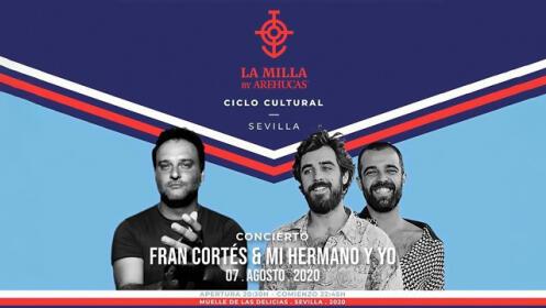 Concierto Fran Cortés & Mi Hermano y Yo
