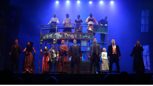 Jekyll & Hyde – El Musical