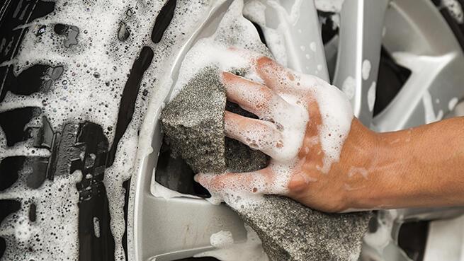 Limpieza exterior e interior de coche