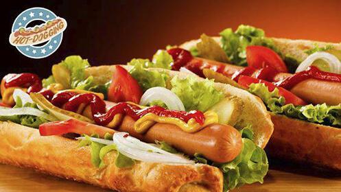 Menú Hot Dog en Lagoh Sevilla