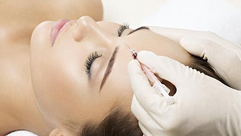 Rejuvenecimiento facial con PRP