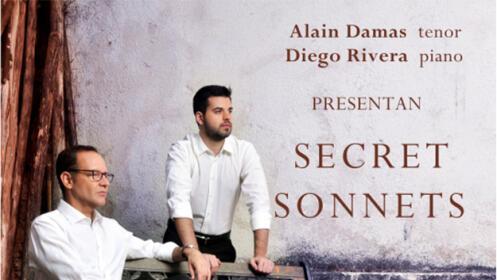 Concierto Secret Sonnets
