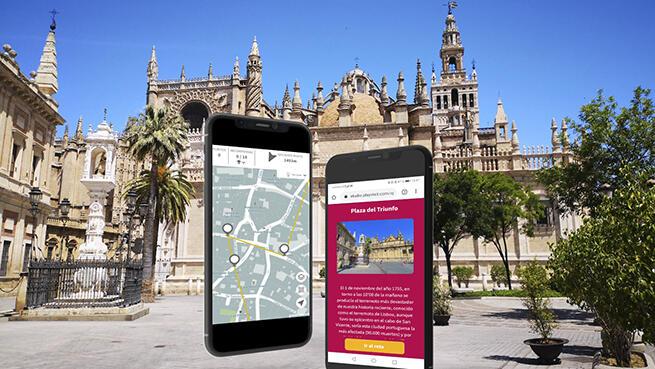 Tours virtuales por Sevilla